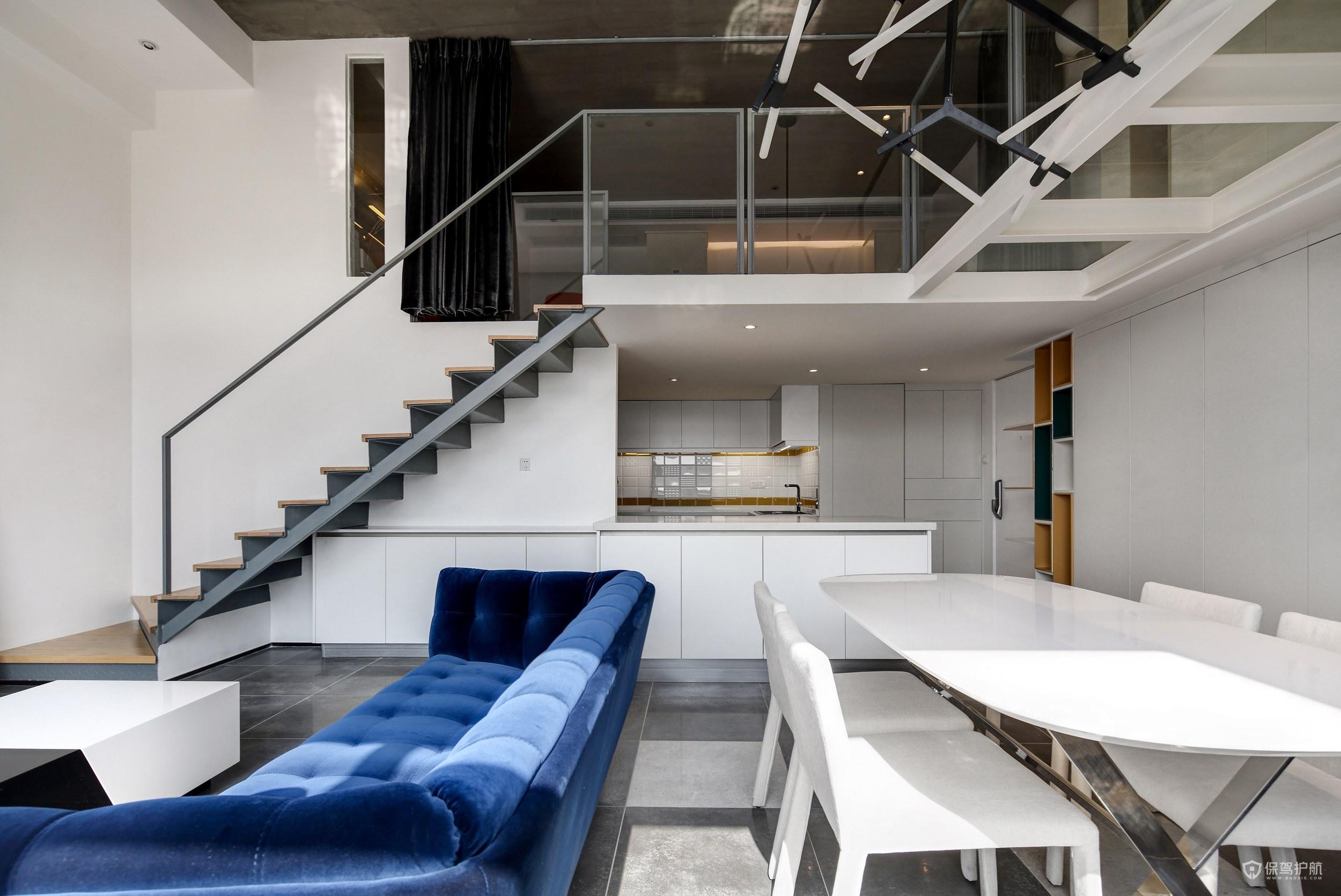 家用復式樓梯注意事項有哪些?復式樓梯裝修技巧