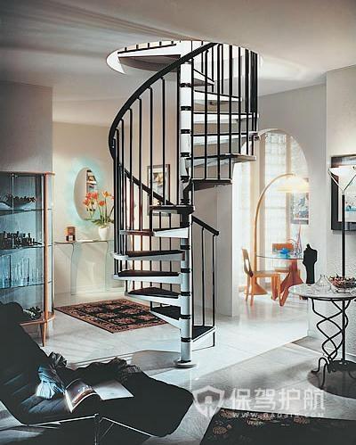 2019年什么样的楼梯最省空间?-楼梯的装修