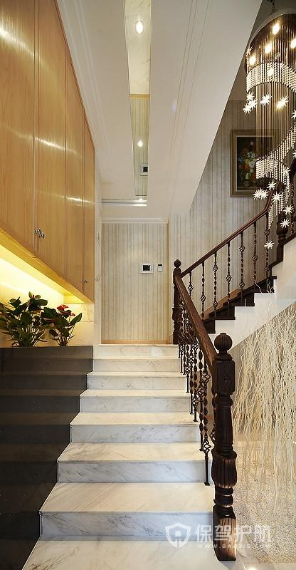 别墅室内楼梯设计效果图,别墅室内楼梯怎么装修