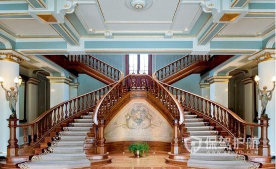 实木楼梯最新款式有哪些?-楼梯装修