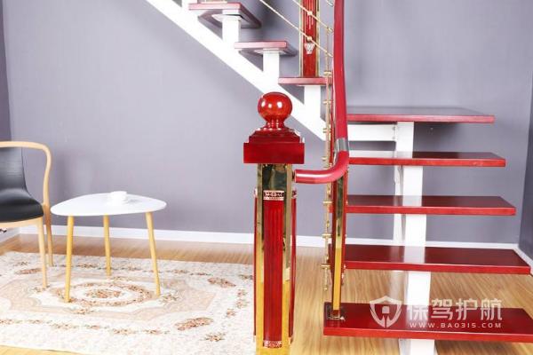 小户型复式楼梯怎样设计?小户型复式楼梯装修效果图