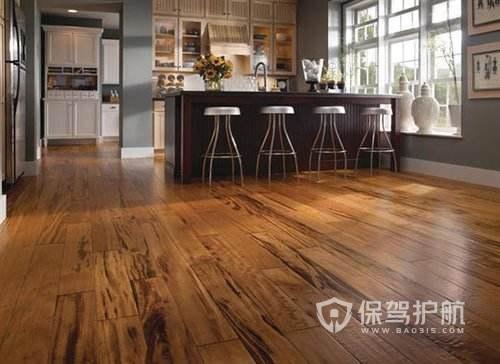地板除了瓷砖还有什么材料可以装饰?-楼梯装修