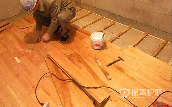 木地板怎么铺?铺木地板注意事项