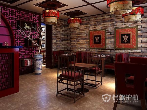 中式餐馆装修禁忌详情-餐厅装修