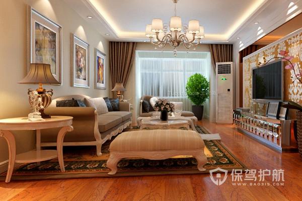 2019客厅木地板装修要多少钱?2019客厅木地板装修要点
