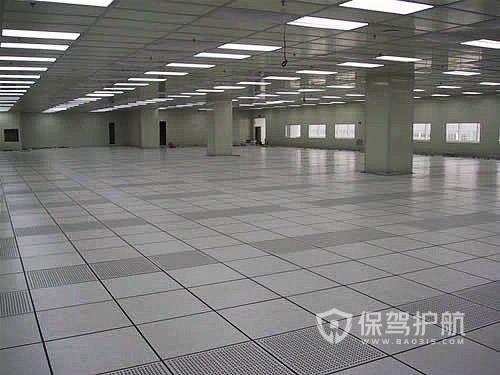 防静电地板有什么用?防静电地板应用的范围