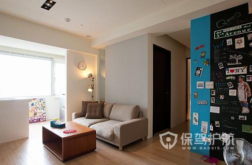 室内地板砖装修实景图片 地板砖和木地板哪个好?