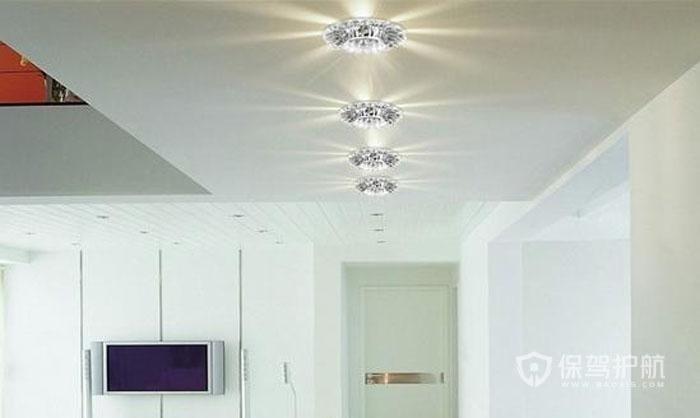 客厅led灯一半不亮了的原因及维修办法-装修技巧