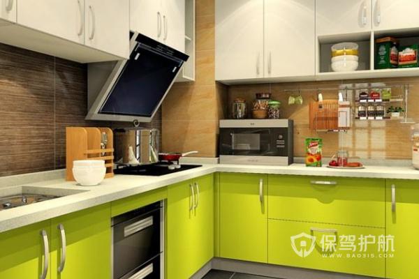 小面积厨房设计要素,小面积厨房装修效果图