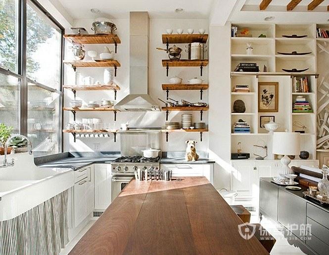开放式厨房好吗?怎么装修开放式厨房?