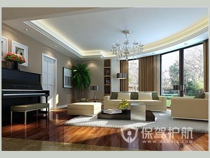 客厅灯具怎么选择?客厅灯具装修效果图-客厅装修