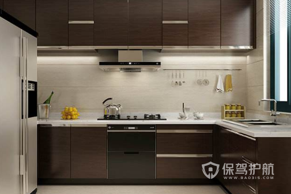 2019流行的厨房装修风格-厨房装修