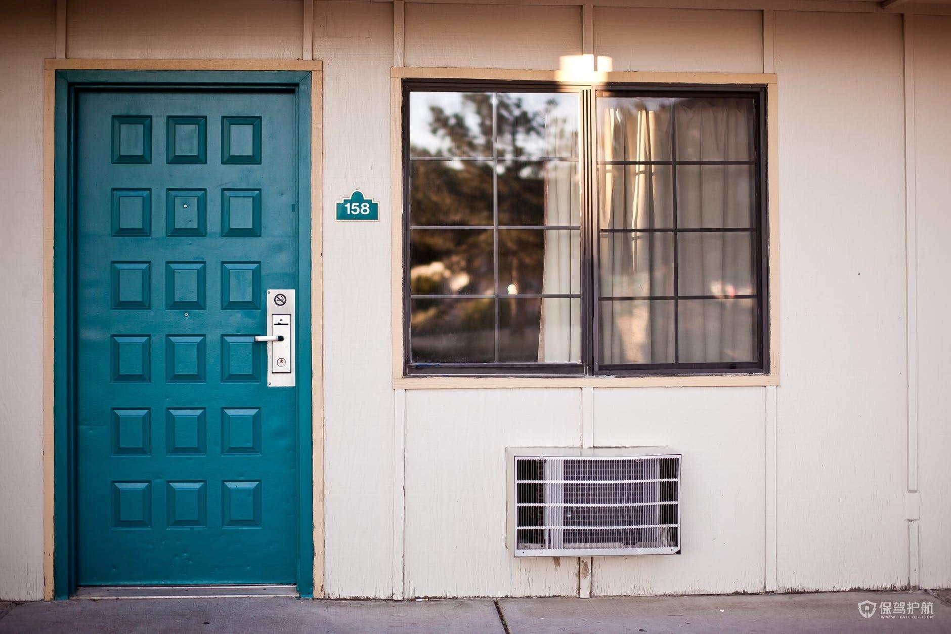 装修房子门面流行风格有哪些—门口装修