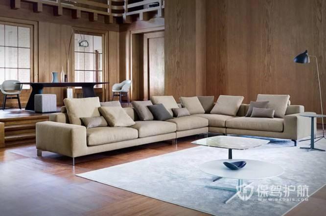 客厅沙发摆放有什么讲究?沙发挑选有什么技巧?-装修技巧
