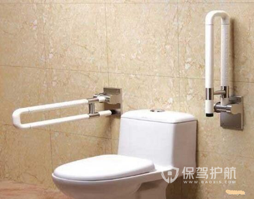 浴室安全扶手的高度多少合适?如何选购浴室扶手?