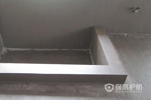 2019浴室防水做法图解-浴室装修