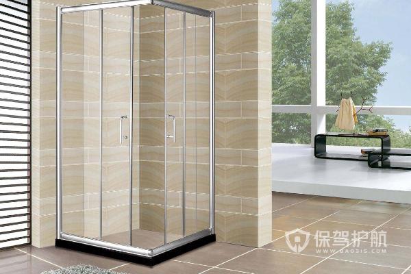 2019淋浴房玻璃清洗妙招-浴室装修