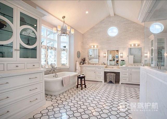 浴室贴砖方法有哪些?专业的贴砖方法大全
