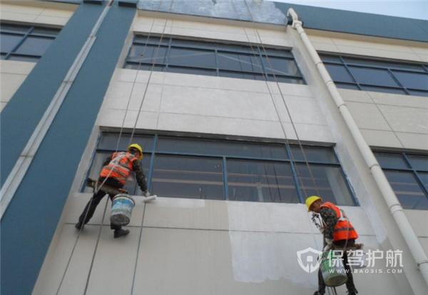 外墙防水施工流程是怎么样的?外墙防水涂料有哪些?