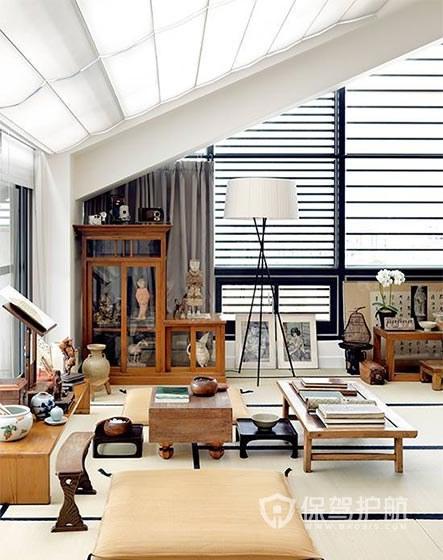 一层半复式阁楼设计图,创意阁楼设计装修图片