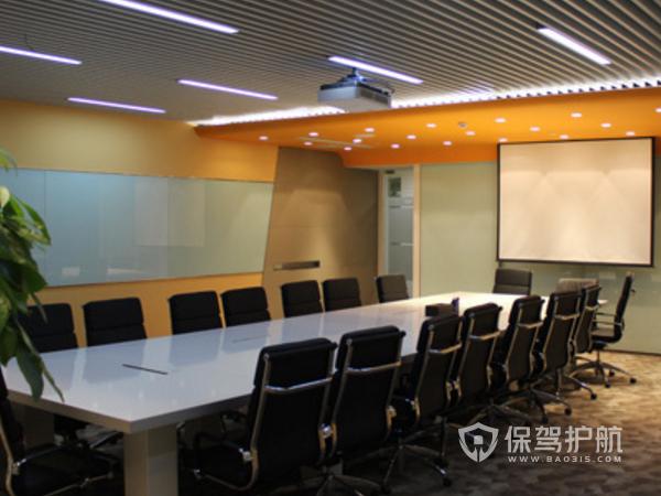 公司会议室欧式风格装修效果图