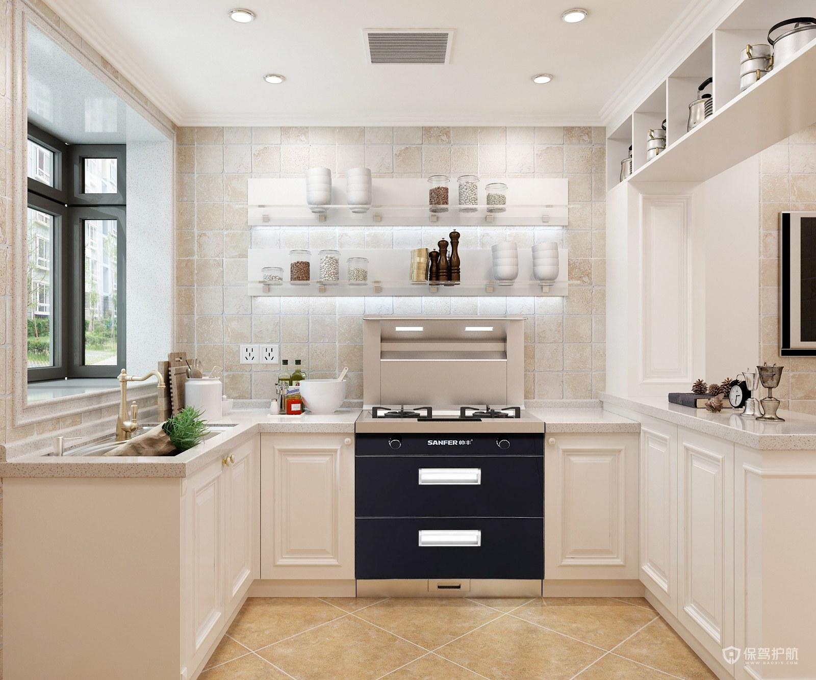 厨房设计规范有哪些?厨房怎么装修最好?