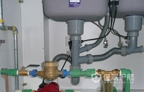 厨房下水道安装图,厨房下水道安装步骤详解
