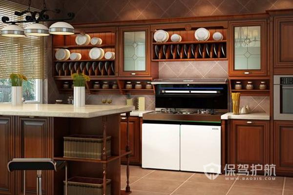 厨房旧房巧翻新要素,厨房旧房巧翻新效果图