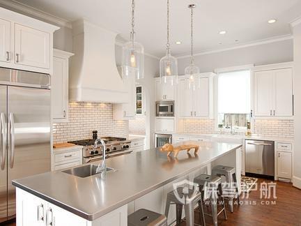 不锈钢做厨房台面好吗?不锈钢台面的优缺点