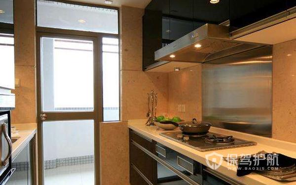 化解西北角厨房方法是什么?厨房装修效果图