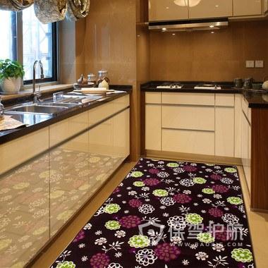 厨房有必要放地垫吗?厨房地垫怎么清洁呢?