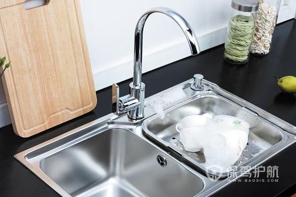 水池正确选择方法有哪些?厨房水槽选购注意点