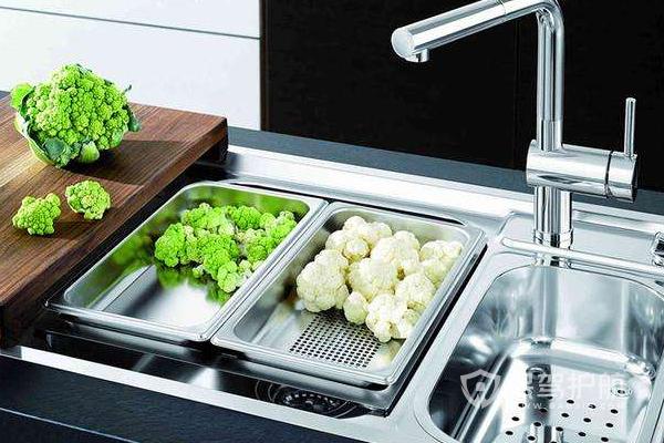 厨房水槽选单槽还是双槽?厨房水槽选择要点