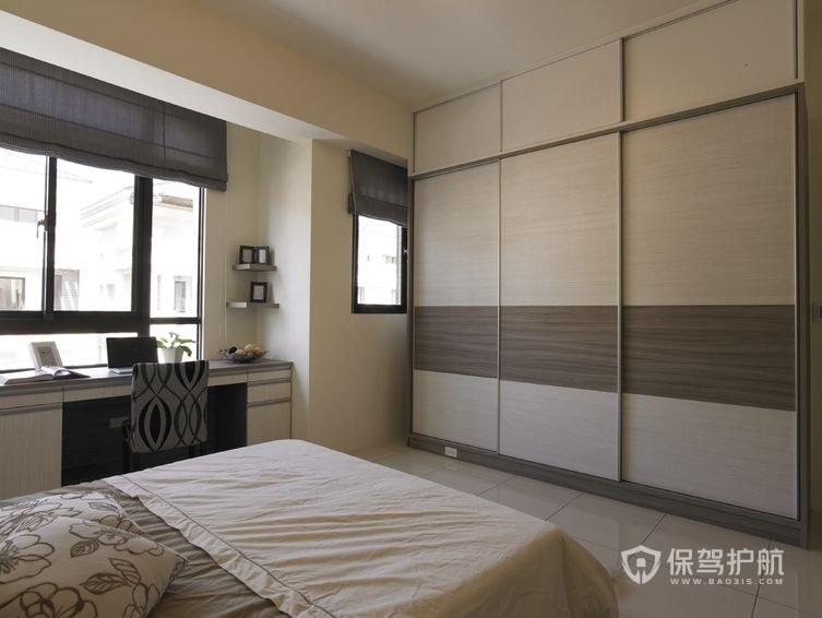 卧室衣柜子什么颜色风水最佳?卧室衣柜摆放风水禁忌有哪些?
