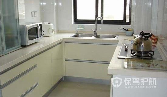 整体厨房水电改造注意事项有哪些?-厨房装修