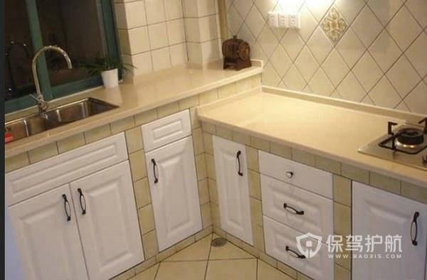 厨房水池和灶台怎么布局合理?厨房水池和灶台布局图片