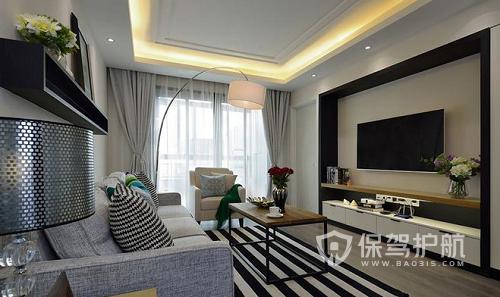 客厅简约装修风格效果图片 简约风格如何装修?