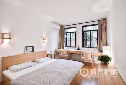卧室地板选什么材料好?卧室地板装修效果图