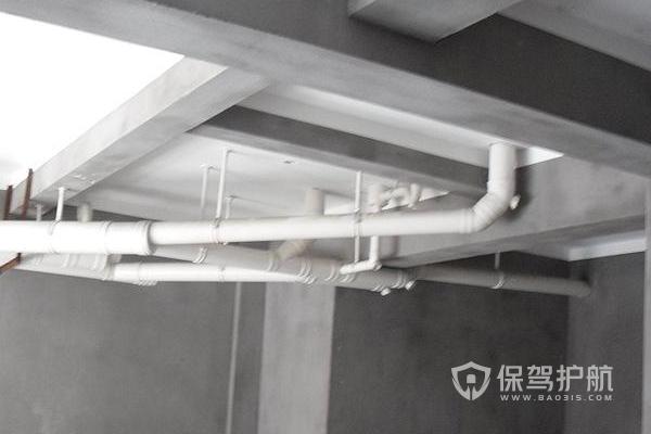 地下室排水管布局设计-保驾护航装修网图片