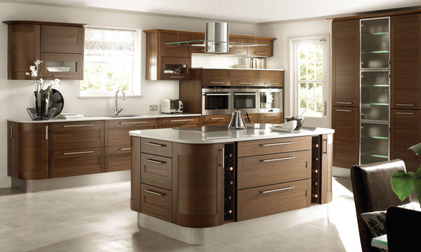 家居厨房的风水与设计