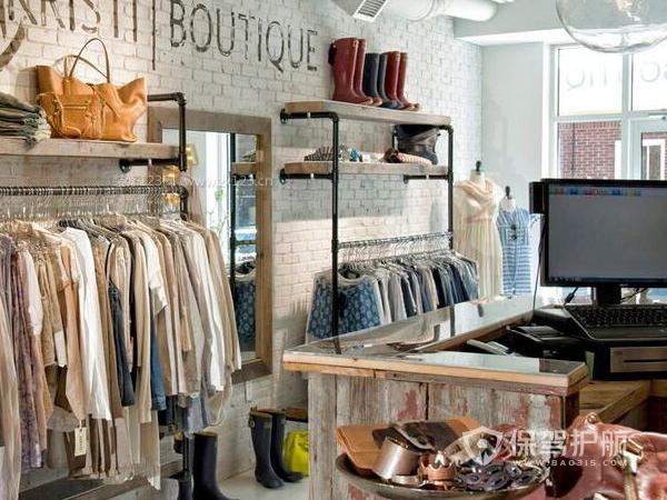 时尚服装店如何进行装修?时尚服装店设计流程