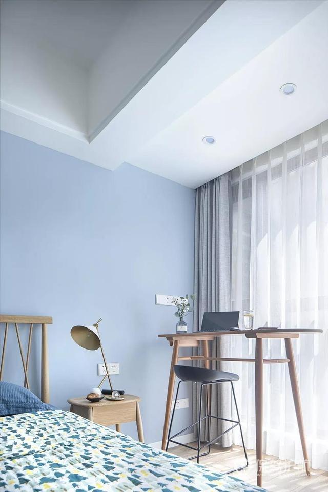 卧室读书的角落-保驾护航装修网