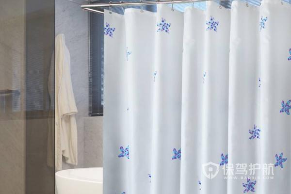 浴室浴帘设计图-保驾护航装修网