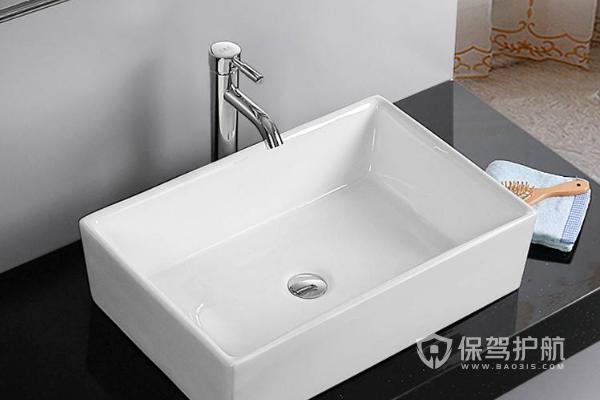 浴室洗脸盆装修设计图-保驾护航装修网