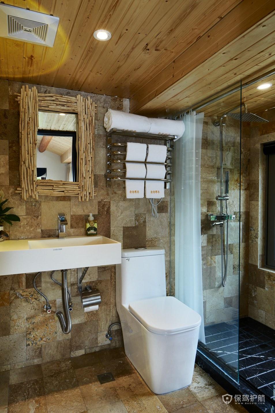淋浴房地面大理石拉槽优缺点——保驾护航