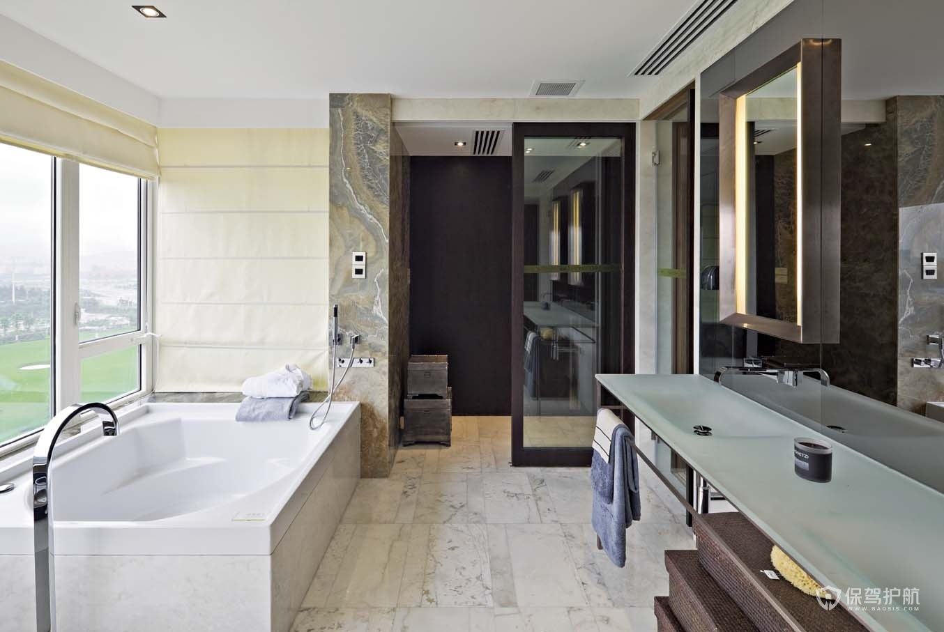 浴室推拉门滑轮安装教程 浴室推拉门轮滑怎么更换?