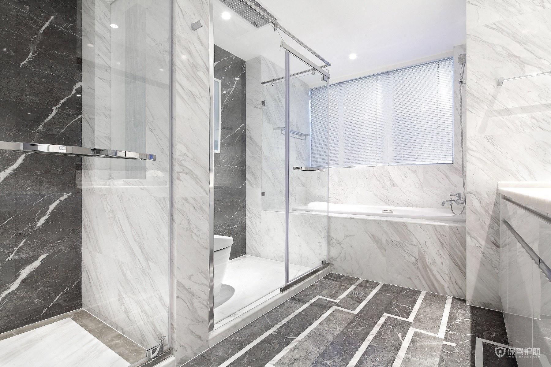 浴室地面保养方法,卫生间石材瓷砖地面怎么清洁?