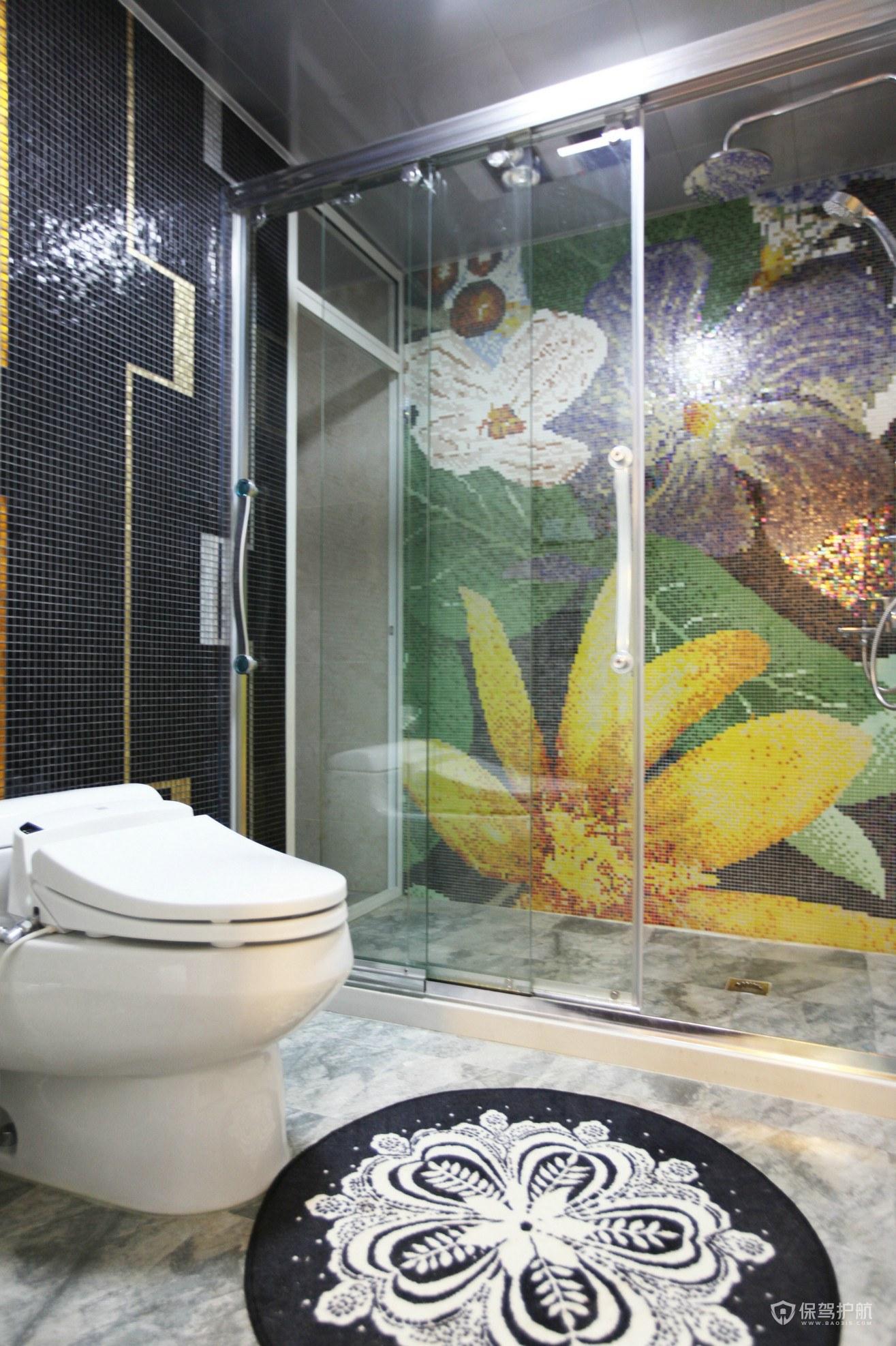 浴室地面保养方法——保驾护航