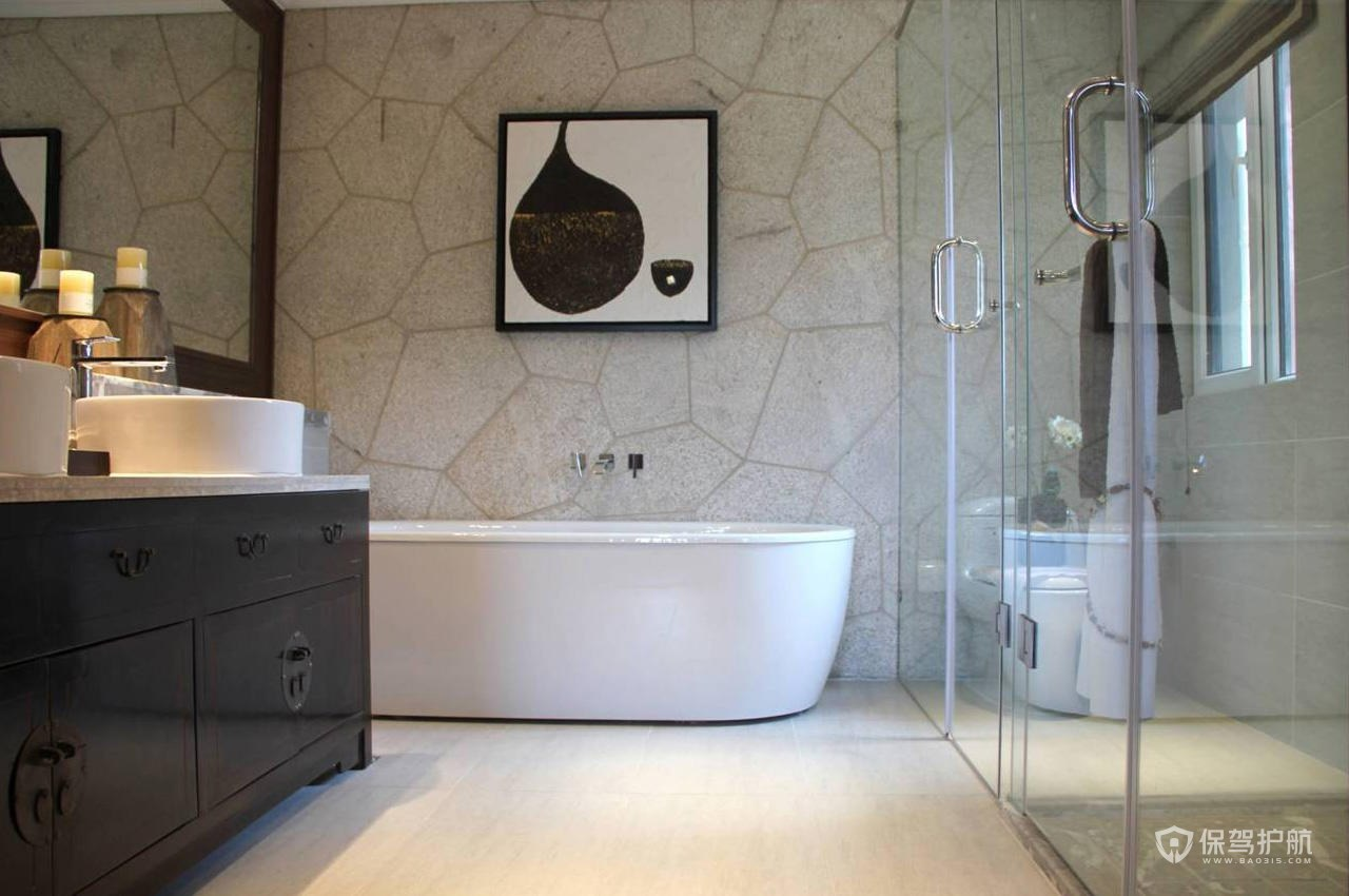 浴室用瓷砖优缺点,卫生间用什么瓷砖好?