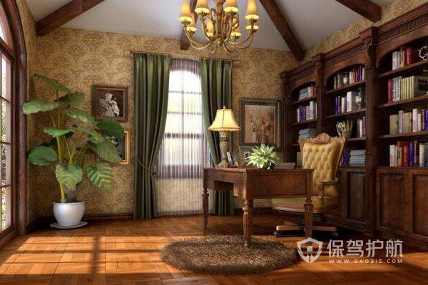 适合书房摆放的植物有哪些?书房植物摆放布局图